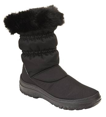 Γυναικεία ανατομική αδιάβροχη μπότα Sunshine 1411