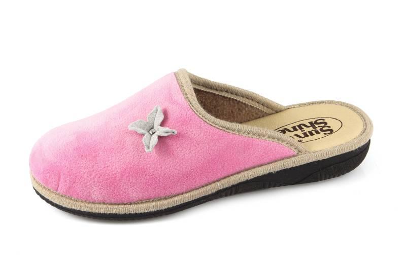 -50% Anatomic Footwear Γυναικεία ανατομική υφασμάτινη παντόφλα ροζ Sunshine  (1047) afc2809cb98