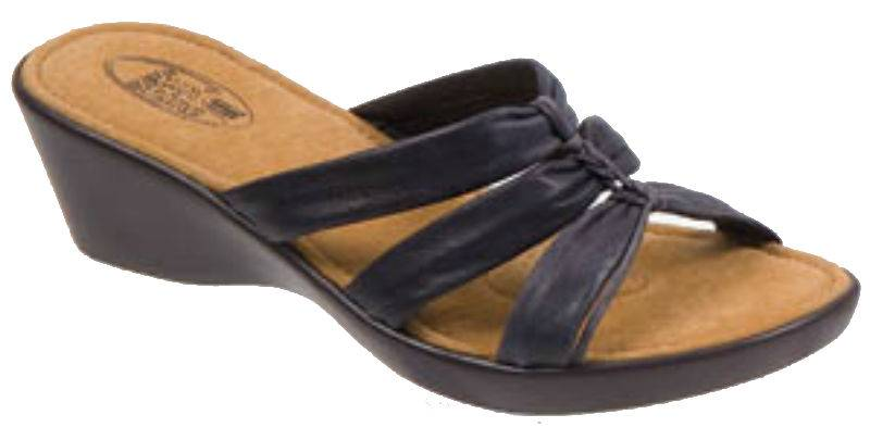 -50% Anatomic Footwear Γυναικείο ανατομικό δερμάτινο σανδάλι μαύρο Sunshine  (671) 7b75ff102a5