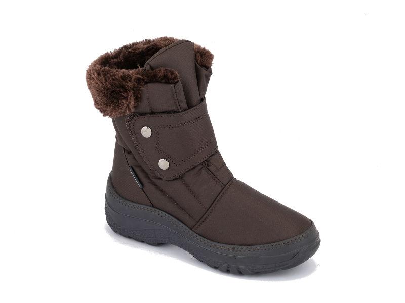 -40% Anatomic Footwear Γυναικείο ανατομικό αδιάβροχο μποτάκι καφέ Sunshine  (1442) f3ef505df23